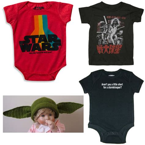 wars clothes onesies snapsuits t shirts and hats for babies and moderndaydad