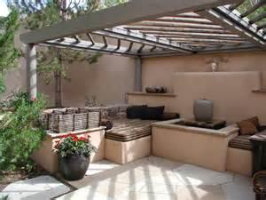 Southwestern patio southwestern patio