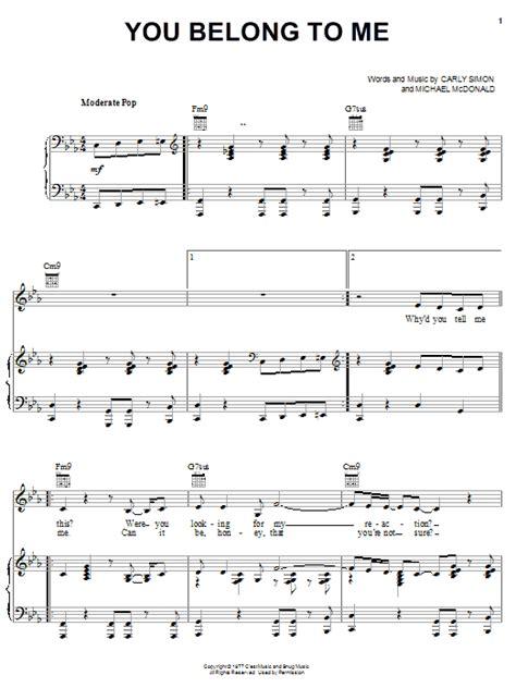 you belong with me guitar tutorial you belong to me sheet music by jennifer lopez piano