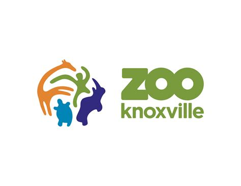 make moe design zoo logo zoo knoxville launches wildly fun new brand and announces