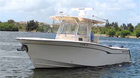 grady white center console for sale 2008 30 grady white 306 center console sportfish for sale