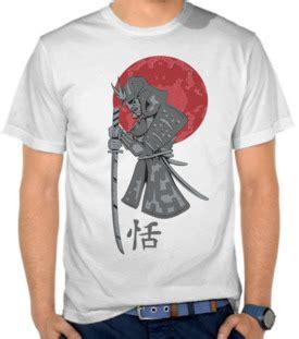 jual baju zirah samurai jual kaos samurai toko baju bela diri satubaju com