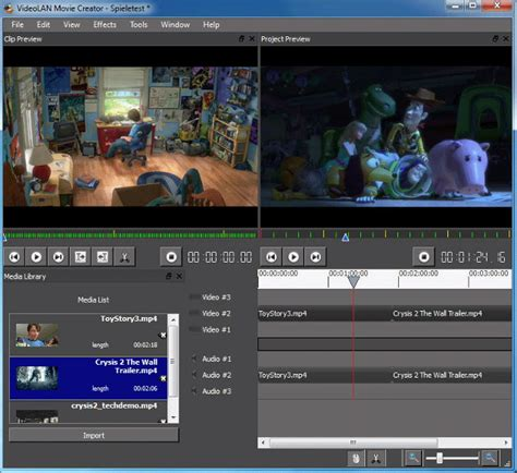 movie maker exe full version videolan movie creator freeware en download chip eu
