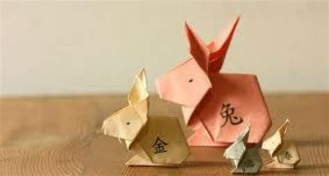 Easter Money Origami - how to fold an origami easter bunny
