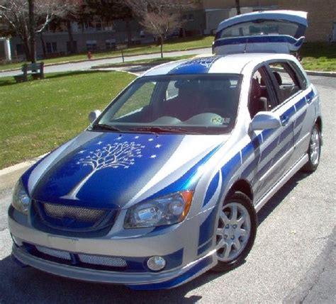 Custom Kia Spectra Kia Owners Talk Rich S Kia Spectra5 Hatchback Kia News