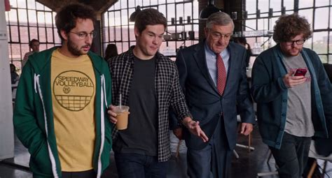 The Intern written review the intern 2015 trilbee reviews