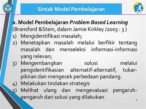 Model Model Pembelajaran Edisi 2 analisis penerapan model pembelajaran kurikulum 2013 edisi