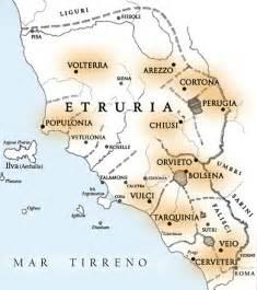 etruria lazio mapa etruria 550 hist 243 ria das artes visuais 1