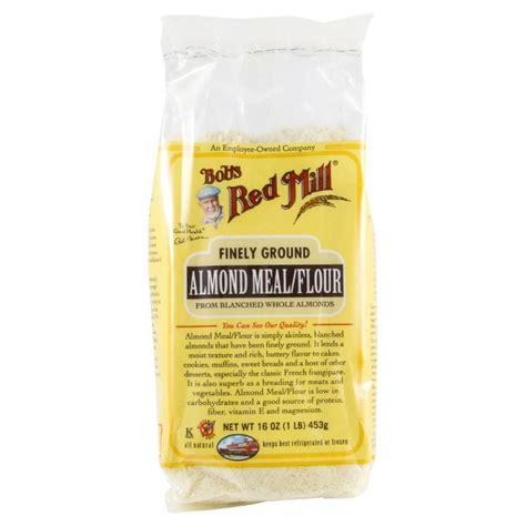 Bob S Mill Almond Flour Gluten Free Tepung Almond bobs mill almond meal flour 16 oz meijer