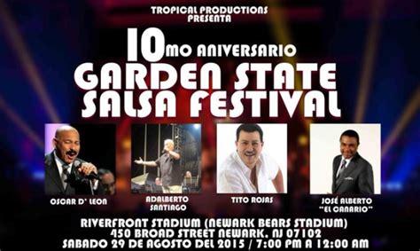 Garden State Festival by Oscar D A De Salsa