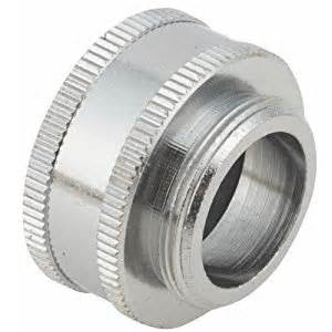 do it faucet aerator hose thread adapter hose thread