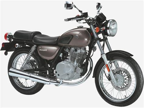 Suzuki 2009 Review 2009 Suzuki Tu250 Motorcycle Review Top Speed