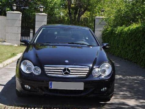 mercedes c sport coches mercedes clase c sport coupe edition de