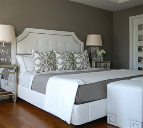 white and grey bedrooms for the home grey and white master bedroom we heart it