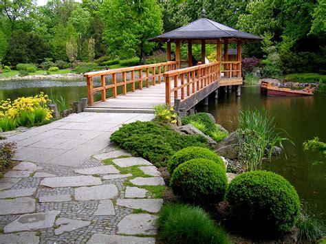 garten feng shui leben in harmonie