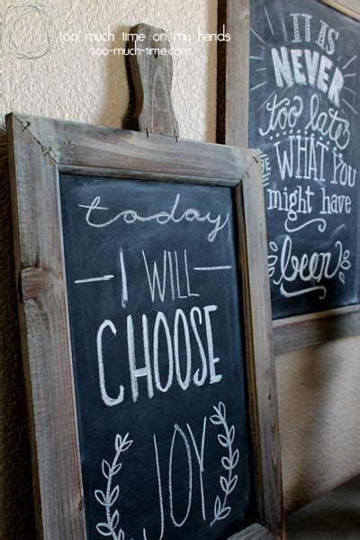 Part 2 25 Inspirational Diy Home Decoration Ideas 25 Diy Home Decor Ideas Chalkboard Chalkboard Decor Chalkboard Diy Home D 233 Cor