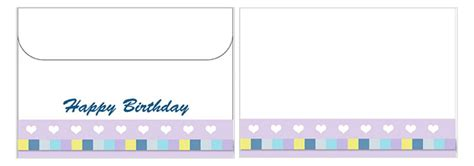 printable birthday cards and envelopes printable envelopes