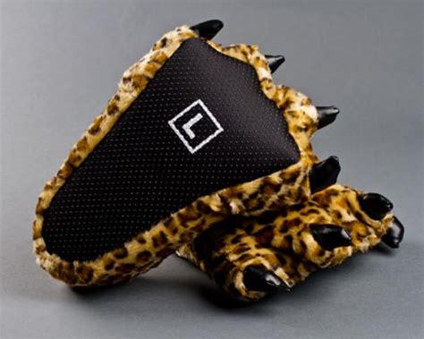 leopard slipper socks leopard paw slippers leopard paw slippers for