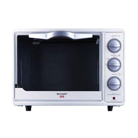 Oven Toaster Sharp jual sharp eo18l white oven toaster harga