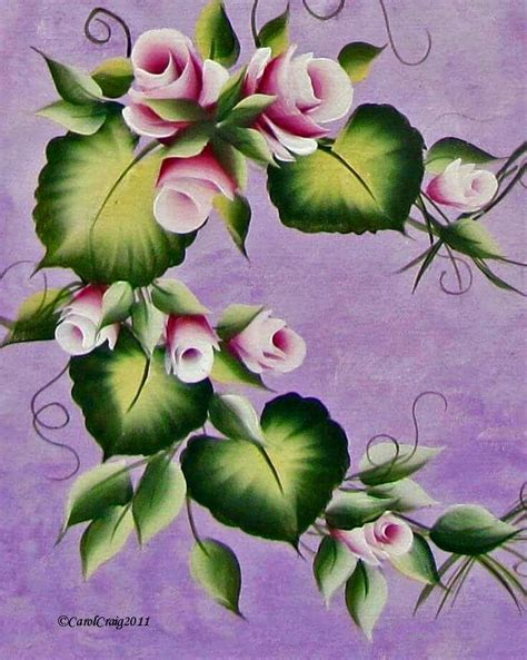 one stroke flowers painting 1138 best images about one stroke on folk