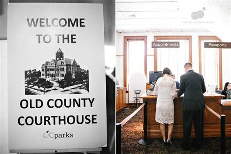julia   brian   wedding   old orange county courthouse