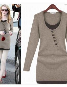 Kaos Selur Blouse Liris Panjang kaos wanita simple lengan panjang jual model terbaru murah