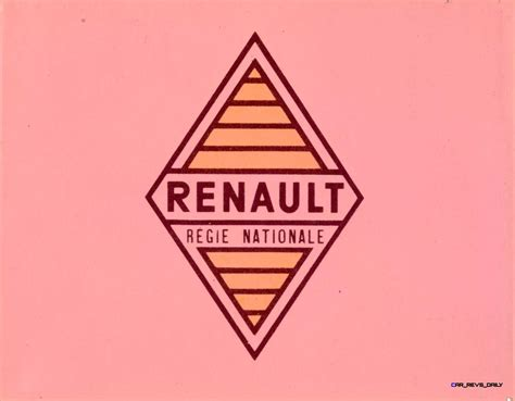 renault emblem evolution 117 years crowned with fresh