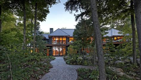 lake rosseau cottages luxury lake rosseau cottage the antidote to city