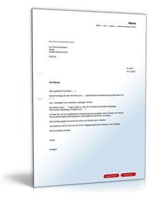 Vorlage Kündigung Versicherung Schweiz K 252 Ndigung Arbeitsvertrag Fristgem 228 223 Arbeitnehmer Muster Vorlage Zum