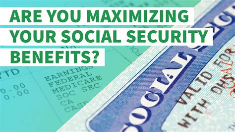 Find By Social Security Find Out If You Re Maximizing Your Social Security Benefits