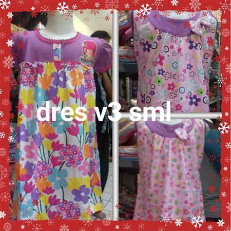 Grosir Baju Dress Jumbo Ardhani Maxy H grosir dress v3 size sml anak perempuan murah bandung rp