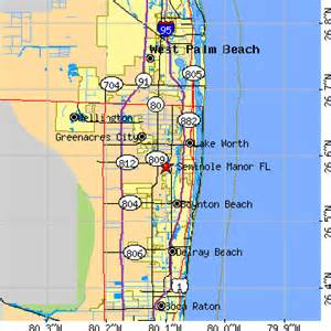 map of seminole florida seminole manor florida fl population data races