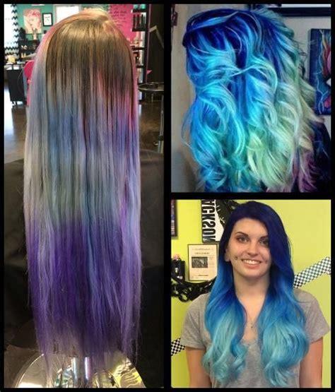 photos of viginal hair how to ocean blue ombre ombre sombre pinterest blue