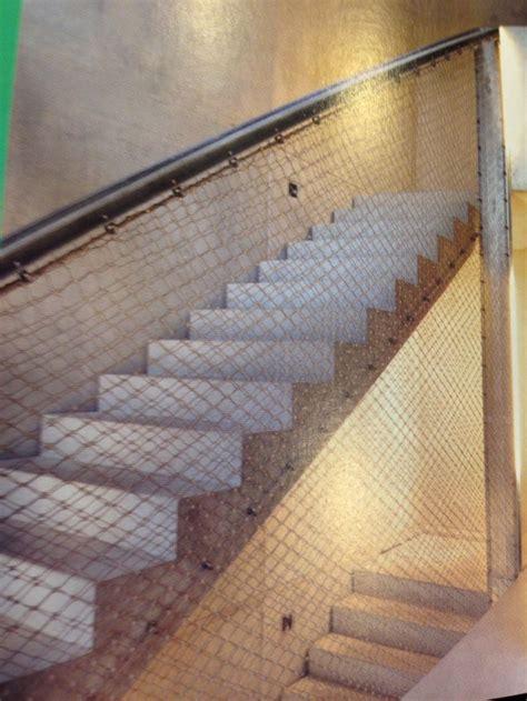Kindersicherung Treppe Netz by 32 Besten Treppengel 228 Nder Bilder Auf Handlauf