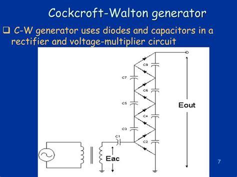generator capacitor circuit ppt accelerators powerpoint presentation id 2738890
