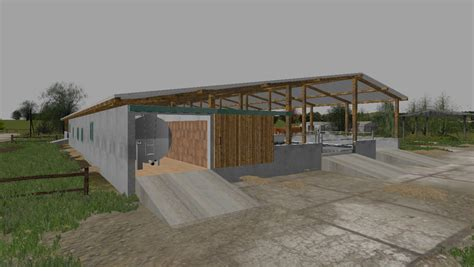 House Building Simulator cowshed v 2 0 farming simulator 2017 mods farming