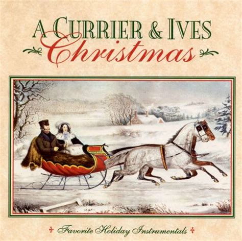 currier ives christmas regency singers orchestra songs reviews credits allmusic