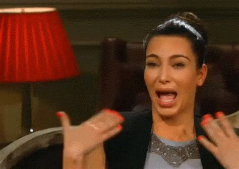 Kim Kardashian Crying Meme - kim kardashian west