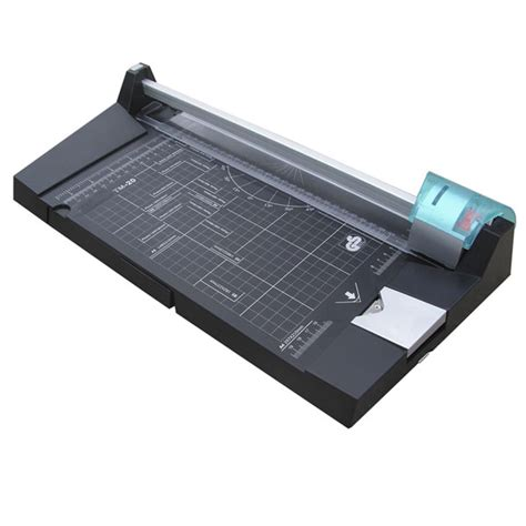 Craft Paper Cutter Machine Reviews - tamerica tm 20 5 in 1 rotary paper trimmer office zone 174