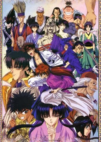 kharitachiwi reka cita d anime jepang jaman dulu yang