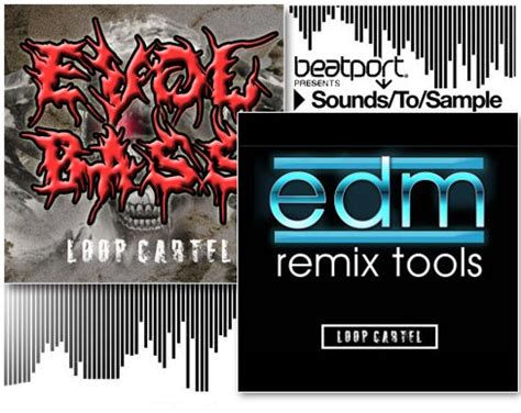 The Loopnew Releasefree Sul loop cartel edm remix tools and evol bass sle packs released