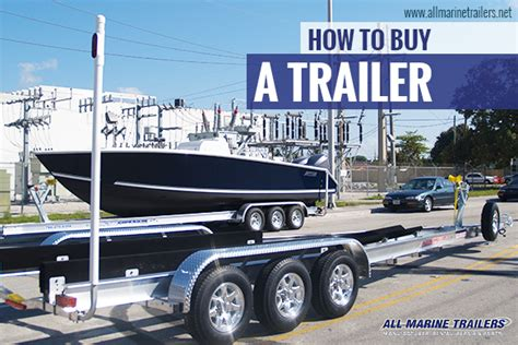 cheapest aluminum boat trailers how to buy a trailer