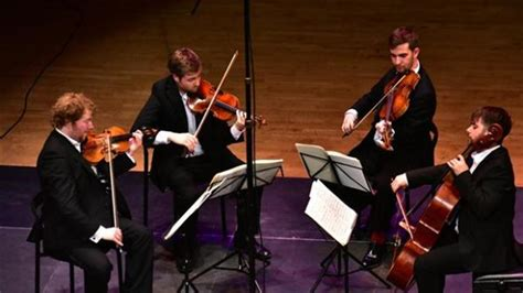Arts String Quartet - linlithgow arts guild linlithgow arts guild