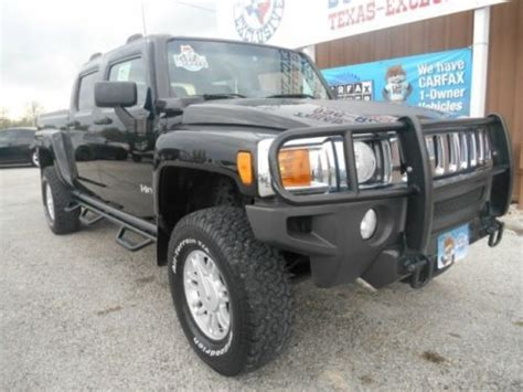how can i learn about cars 2009 hummer h2 security system sell used 2009 hummer h3 4wd h3t sut 1 texas owner hard to find excellent condition in
