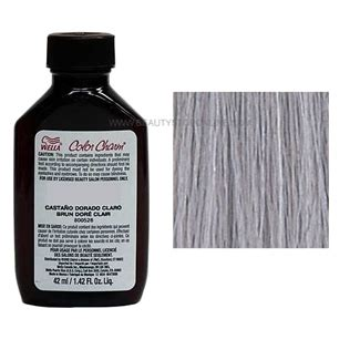 wella color charm 050 wella color charm liquid hair color 050 cooling violet