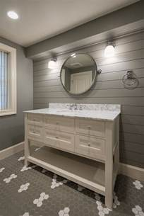 Gray Bathroom Accent Wall Category Home Bunch Easy Pin Home Bunch Interior