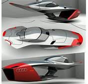Audi Calamaro Flying Car Concept  Automotive Design