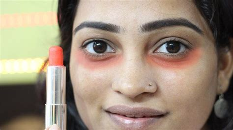 How Eye Circles Appear by Makeup Hack This Is How I Cover Eye Circles