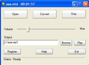 best mp volume leveling software convert rmi to mp3 rmid smf to mp3