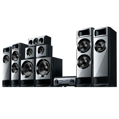 home theater sony muteki ht m77 7 2 canais hd 3d